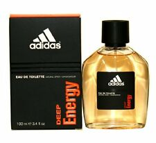 DEEP ENERGY * Adidas * Cologne for Men * 3.4 oz * BRAND NEW IN BOX