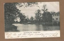 Columbus,OH Ohio, Lake-Goodale Park used 1908
