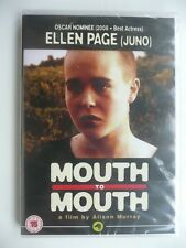 Mouth To Mouth (DVD, 2008) Alison Murray, Eric Thal, Ellen Page, New and Sealed