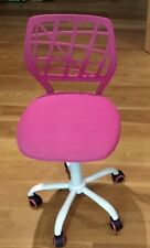 Fanilife pink kids desk chair. Very good condition!