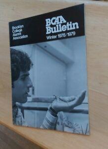 Brooklyn College Alumni Association BCAA Bulletin Winter 1978/79 Praying Mantis
