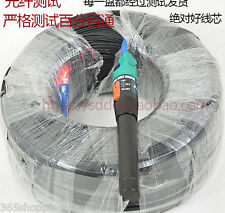 SC to SC single core single 500 meters FTTH cables Fiber Optic jumper pigtail