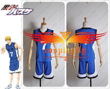 Kuroko's Basketball Kise Ryota Cosplay Costume Jersey