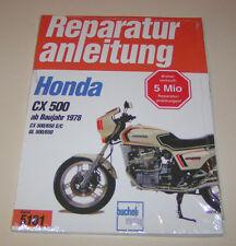 Reparaturanleitung Honda CX 500 / 650 E/C - GL 500 / 650 - ab 1987!