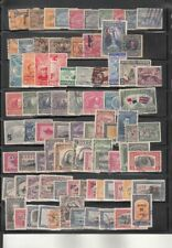 oldhal-Panama- Nice lot of Stamps from the 1920s-1952 Mint/Used