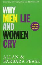 Why Men Lie & Women Cry, Pease, Barbara, Pease, Allan, New