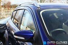 Auto Clover Wind Deflectors Set for Ford Kuga 2012 - 2019 (6 pieces)