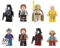Star War George Lucas Han Solo Sith Trooper Luke Skywalker Yoda Maz Kannata 2019