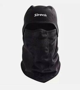 Sireck Cold Weather Balaclava - Water Resistant  Windproof Fleece Ski Hood Cover