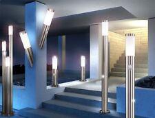 Außenlampe Edelstahl Außenleuchtung Gartenlampe Wegbeleuchtung Wandlampe Leuchte
