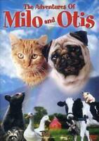 The Adventures of Milo and Otis [DVD]