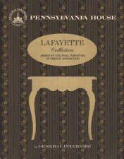 1970s Pennsylvania House Furniture Catalog Lafayette Coll. American Colonial