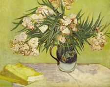 """Oleanders"" Flowers 1888 - Artist:Van Gogh - Med or Large Poster Print - NEW!"