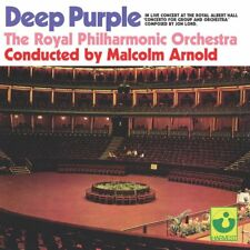 DEEP PURPLE CONCERTO FOR GROUP AND ORCHESTRA 1969 CD HARD ROCK POP NEW