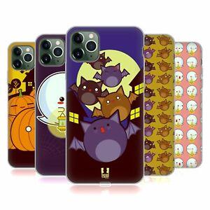 HEAD CASE DESIGNS HALLOWEEN KAWAII GEL CASE & WALLPAPER FOR APPLE iPHONE PHONES