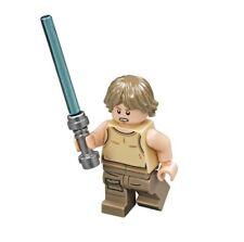 LEGO STAR WARS MINIFIGURE LUKE SKYWALKER 75208 YODA'S HUT DAGOBAH
