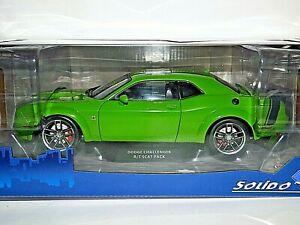 Solido Models 2020 Dodge Challenger R/T Scat Pack