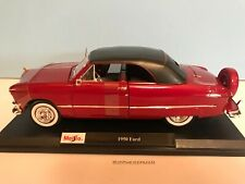 Maisto 1950 Ford Convertible Deluxe Coupe 2020 Special Edition New Release 31681