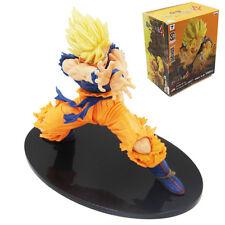 Anime Dragon Ball Z DBZ Super Saiyan Goku/Gokou PVC Figure Figurine Toy Model