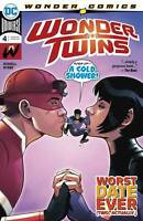 Wonder Twins #4 (Of 6) DC COMICS COVER A 1ST PRINT BYRNE RUSSEL