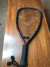 "GEARBOX Max 1 Racquetball Racquet - 185Q 3 5/8"" Great Condition * python grip *"