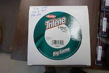 Trilene Big Game 135Lb 568 Yds Berkley Green Color