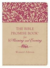 THE BIBLE PROMISE BOOK FOR MORNING AND EVENING - SIMMONS, JOANNE (COM) - NEW PAP