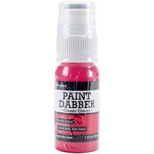 Ranger Acrylic Paint Dabber 1 fl oz 29ml - Classic Cherry