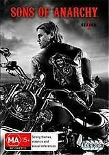 Sons Of Anarchy : Season 1 (DVD, 2011, 4-Disc Set)**R4**VGC