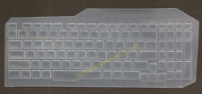 Keyboard Silicone Skin Cover for Asus GL553VD GL553VE GL553VW Series Laptop