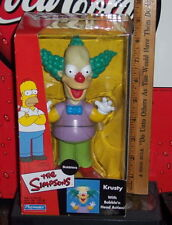 THE SIMPSONS KRUSTY THE CLOWN BOBBLEHEAD