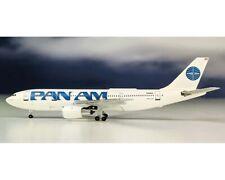 PAA Pan Am Airbus A300 Billboard Clipper Miami N205PA Diecast 1/400 Jet Model