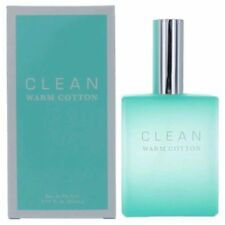 Clean Warm Cotton by Clean 2.14 oz EDP Perfume for Women New In Box