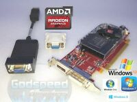 HP Compaq SFF dc7600 dc7700 dc7800 dc7900 Dual Monitor Display VGA Video Card