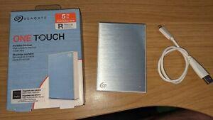 Seagate One Touch 5TB - External Portable Storage Hard Drive - STKC5000402