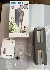 Philips LED Ledino Sunlounge Outdoor 1681/93/16 Außenwand Lampe