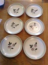 Crown Devon Pottery Dinner Plates