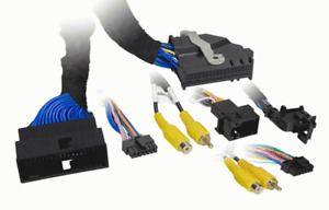 METRA AXXESS AX-ADDCAM-FD1 / 2011 UP FORD PLUG N PLAY HARNESS FOR AX-ADDCAM