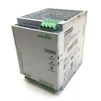 Phoenix Contact QUINT-PS/1AC/48DC/10 Power Supply In: 100-240VAC, Out: 48VDC 10A