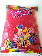 Trolli Gummy Lips - Bulk Lollies 2kg