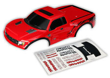 NEW Traxxas Ford Raptor Red Body w/ Decals :Slash/Slash VXL/Slash 4x4 SHIPS FREE