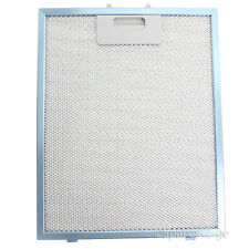 UNIVERSAL Cooker Hood Vent Grease Filter Extractor Fan Metal Mesh Blue 300 x 240