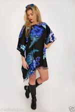 Rayon Dresses for Women with Kimono Sleeve