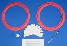 Cerwin Vega VS120 / VSW12 Speaker Foam Surround Repair Kit / Woofer Refoam Kit