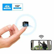 Spy Camera KEAN 4K HD Mini WiFi Wireless Hidden Camera Smallest Security Cameras