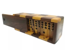 Game of Dominoes Venezuela wood crafts Juego de Domino