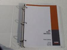 Case 450 450ct Skid Steer Parts Catalog Manual Book