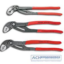 KNIPEX 8701 COBRA Jeu de pinces - 250/300/400 mm - Neuf
