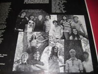 PEACEMAKERS - RARE CHRISTIAN XIAN ROCK LP - SEALED