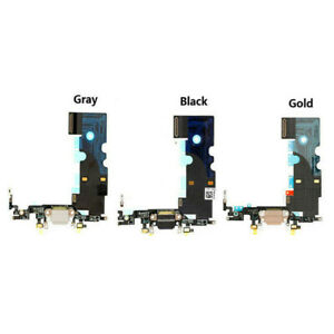 USB Charging Port Charger Dock Mic Heaphone Flex Cable For iPhone 8 Charger